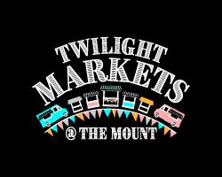 Greenmount Twilight Markets – logo & promotion