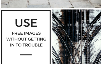Find free to use photo's and images without getting in to trouble